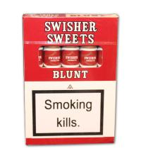 Swisher Sweets Blunt Cigar - 5 pack cigars